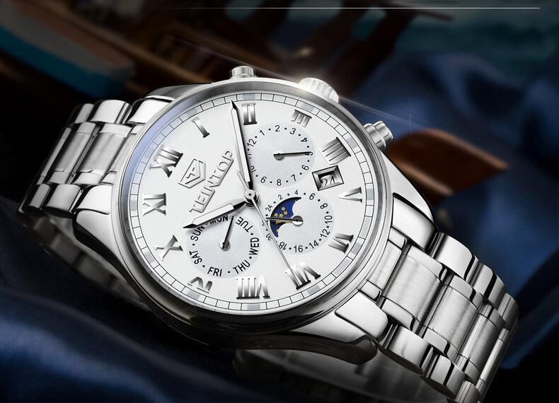 Đồng hồ nam chính hãng Teintop T8656-3