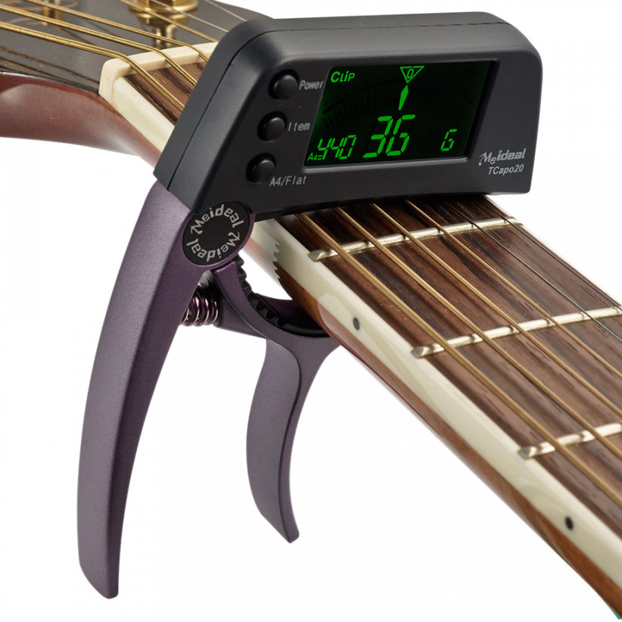 Meideal Tcapo20 Quick Change Key Capo Tuner Alloy Material For Acoustic Electric Guitar Bass Chromatic - Coffee - 23419773 , 5143492139089 , 62_15540251 , 411000 , Meideal-Tcapo20-Quick-Change-Key-Capo-Tuner-Alloy-Material-For-Acoustic-Electric-Guitar-Bass-Chromatic-Coffee-62_15540251 , tiki.vn , Meideal Tcapo20 Quick Change Key Capo Tuner Alloy Material For Aco