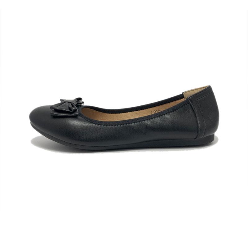 Giày búp bê ZAHAN, mũi tròn, BZAT914