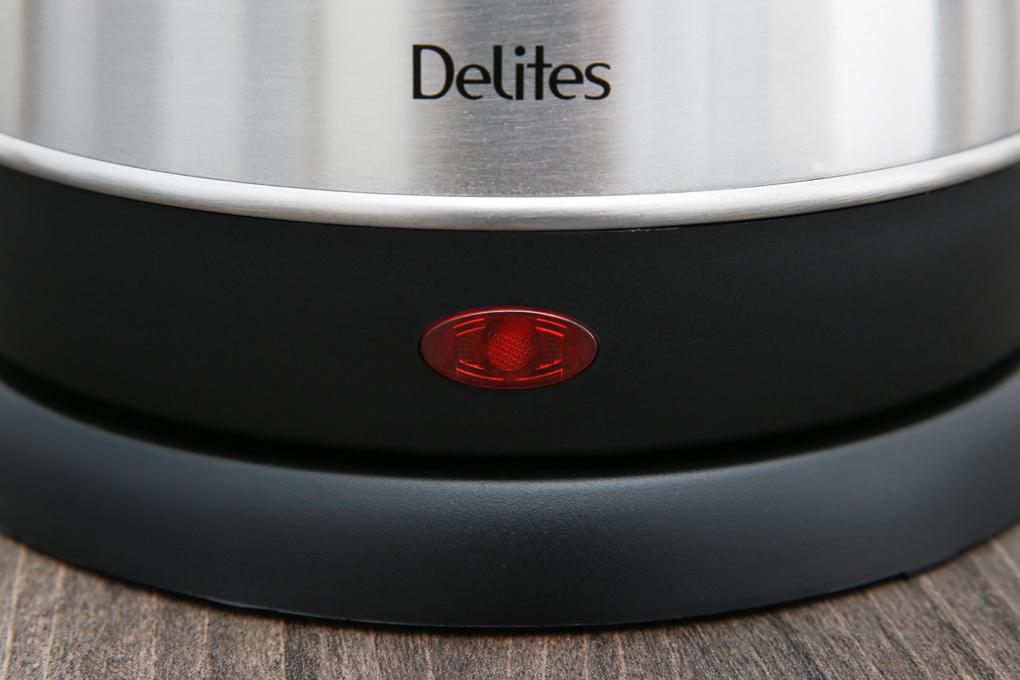 Bình siêu tốc Delites 1.8 lít ST18S04 - Hàng chính hãng
