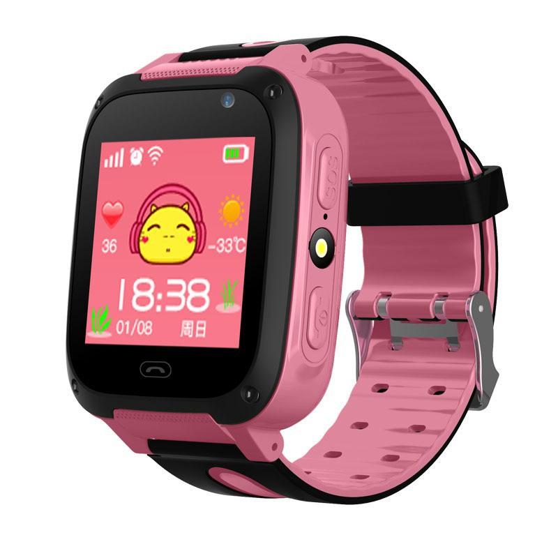 Đồng hồ định vị trẻ em S4 phiên bản tiếng Việt-hàng chính hãng