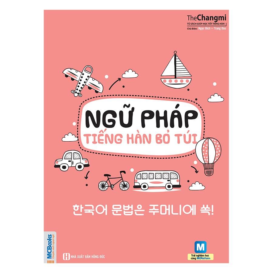 Ngữ Pháp Tiếng Hàn Bỏ Túi