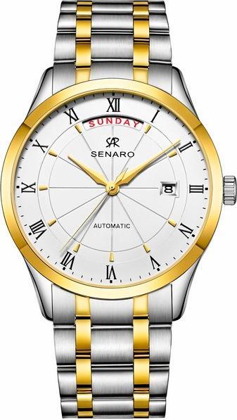 Đồng hồ SENARO cơ nam Astronomy - Hàng Chính Hãng