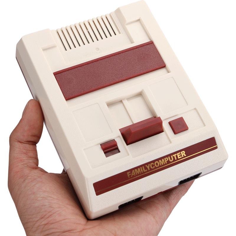 Máy chơi game cầm tay 4 nút Family Computer Mini HDMI 621NES