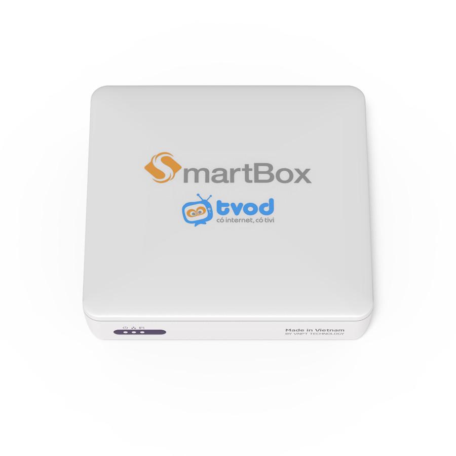 Đầu thu thông minh SmartBox 2 VNPT - Hàng chính hãng RAM 1GB
