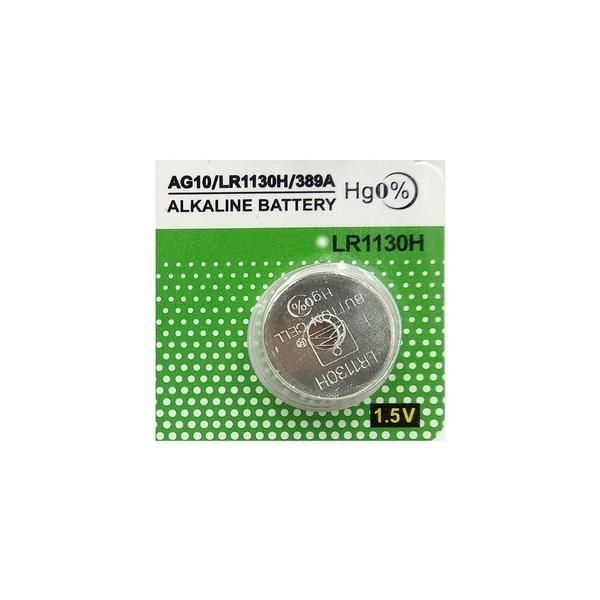 Bộ 10 Pin Cúc 1.5V AG10/389A