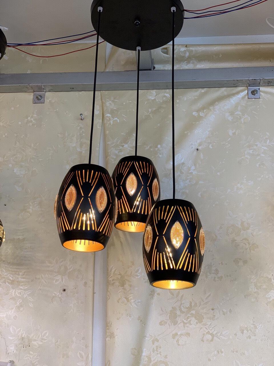 Đèn thả TOXIC cao cấp, phong cách hiện đại - kèm bóng LED chuyên dụng.