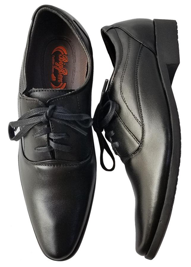 Giày Tây Nam Da Bò BIGGBEN Cao Cấp GT200