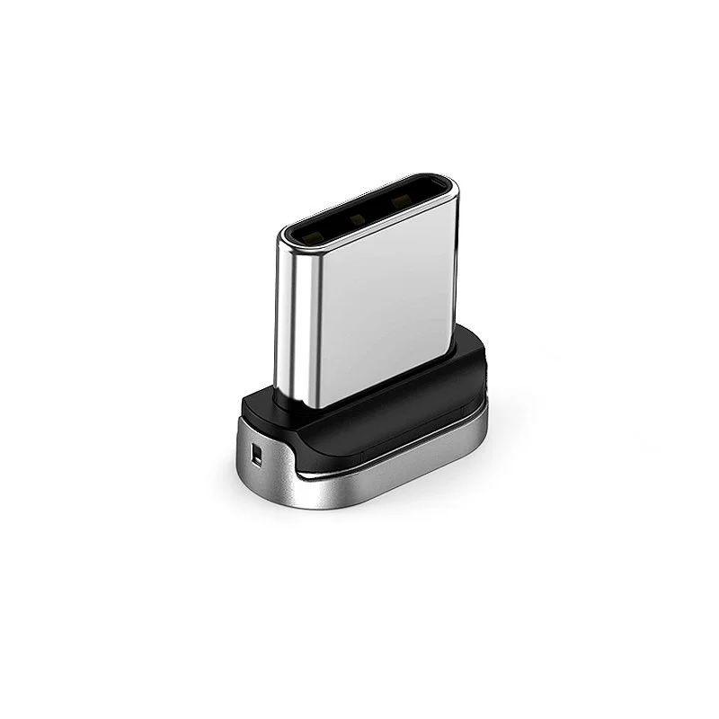 Cáp USB từ tính 1M đầu hít Micro màu đen sạc nhanh và truyền dữ liệu từ máy tính ra điện thoại Ugreen 60276 ED023 Hàng Chính Hãng
