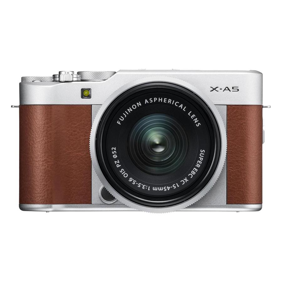 Máy Ảnh Fujifilm X-A5 + lens 15-45mm F3.5-5.6 OIS (24.2MP) - Hàng Chính Hãng - 4015387041320,62_7504087,15990000,tiki.vn,May-Anh-Fujifilm-X-A5-lens-15-45mm-F3.5-5.6-OIS-24.2MP-Hang-Chinh-Hang-62_7504087,Máy Ảnh Fujifilm X-A5 + lens 15-45mm F3.5-5.6 OIS (24.2MP) - Hàng Chính Hãng