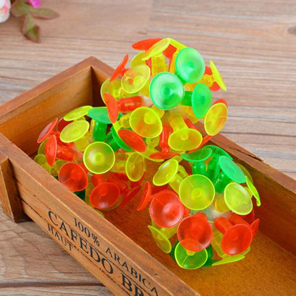 Bộ 2 quả bóng ném dính - Sticky Ball (Nhiều Màu)