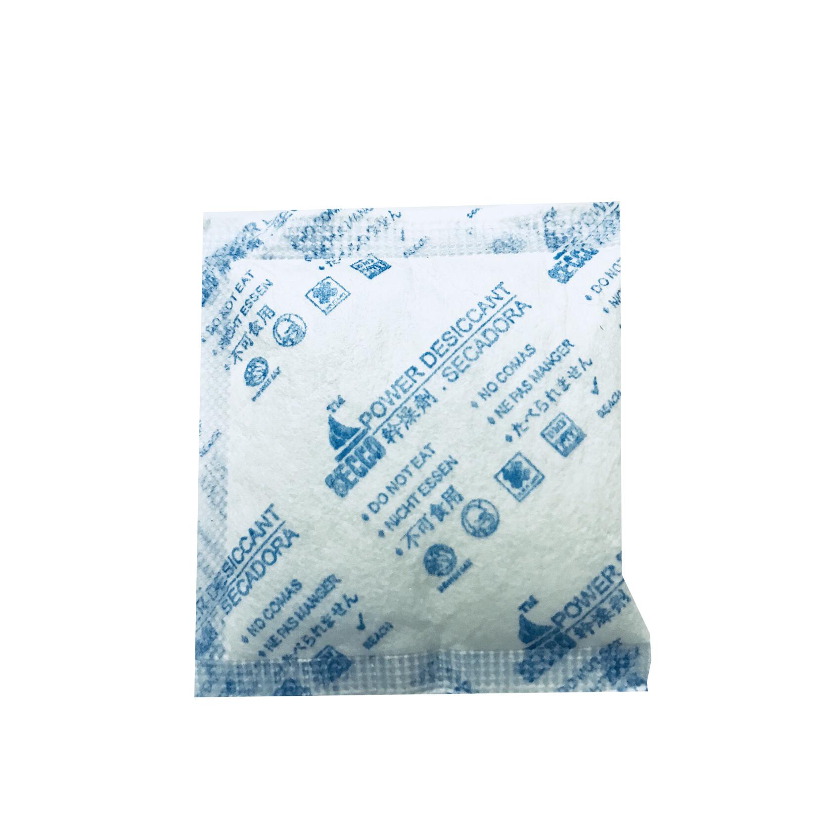 1 Kg túi hút ẩm silica gel loại 50gram/gói, thương hiệu secco - Hàng chính hãng