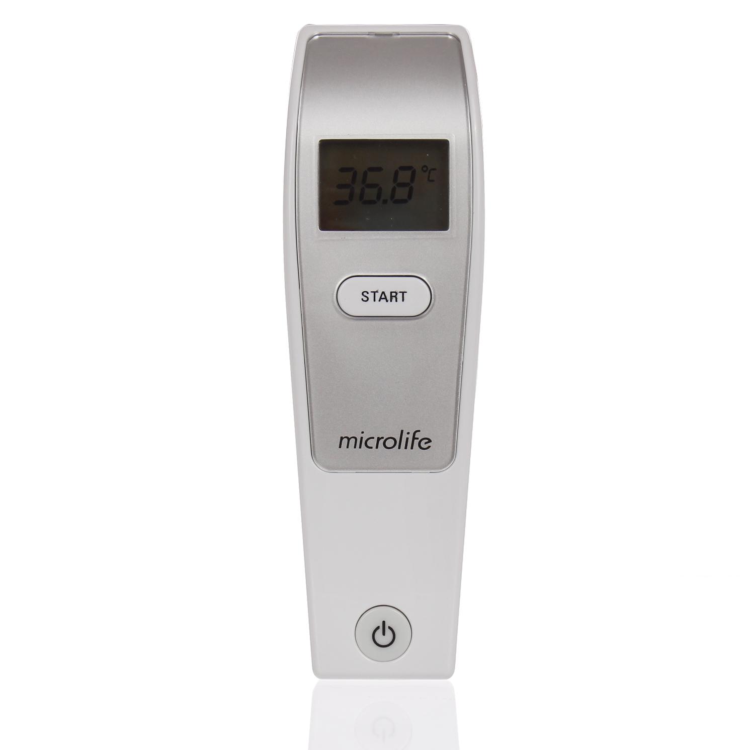 [Combo 2 trong 1] Nhiệt Kế Đo Trán Microlife FR1MF1 + 1 Hộp Túi Trữ Sữa 30 Cái Sanity