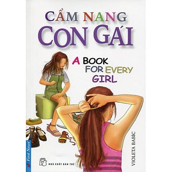 Cẩm Nang Con Gái (Tái Bản 2019)