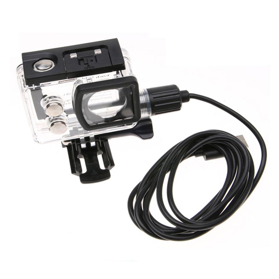 Vỏ chống nước sạc được cho camera hành trình SJ6, SJ7 - Hàng Nhập Khẩu
