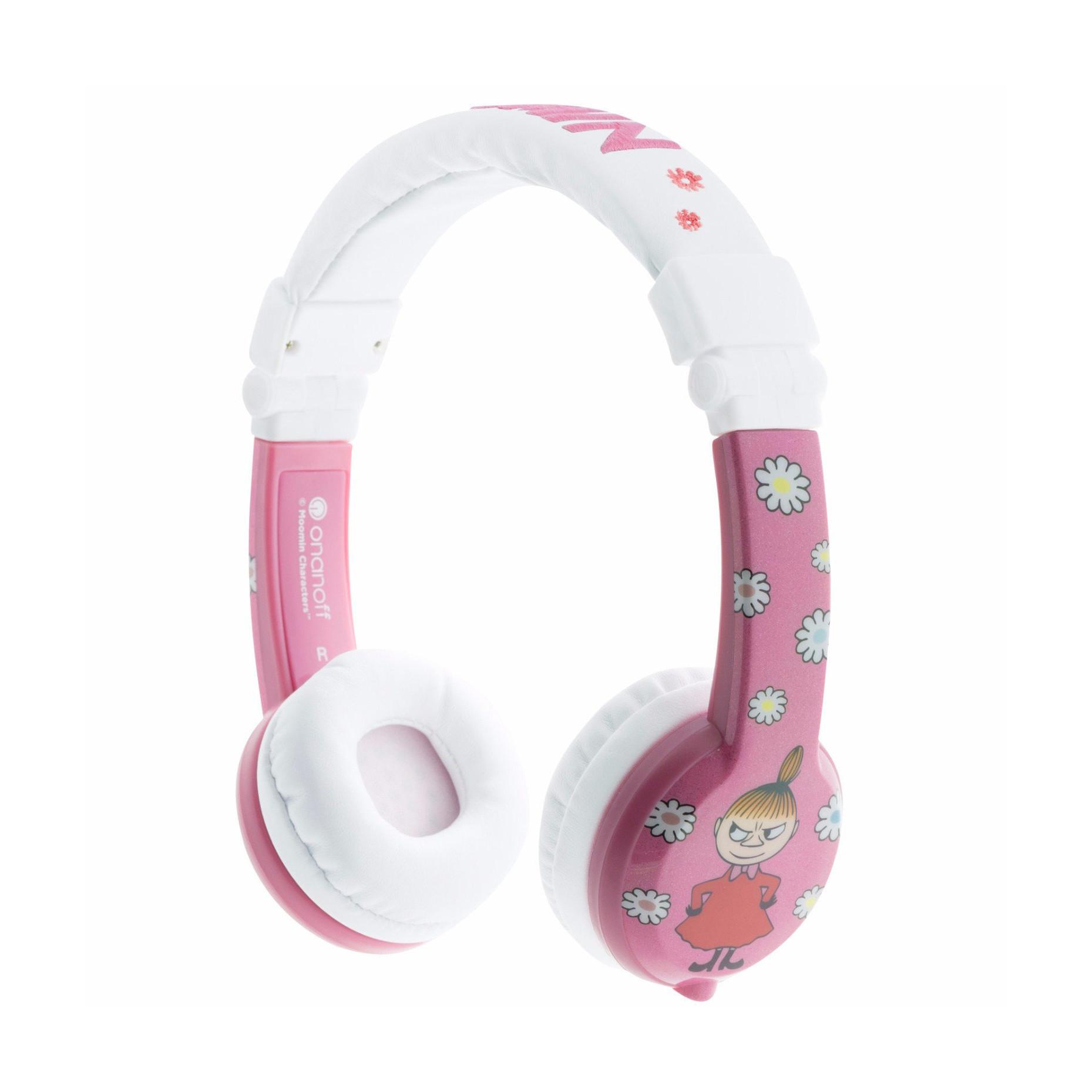 Tai nghe trẻ em BuddyPhones Moomin - Hàng chính hãng