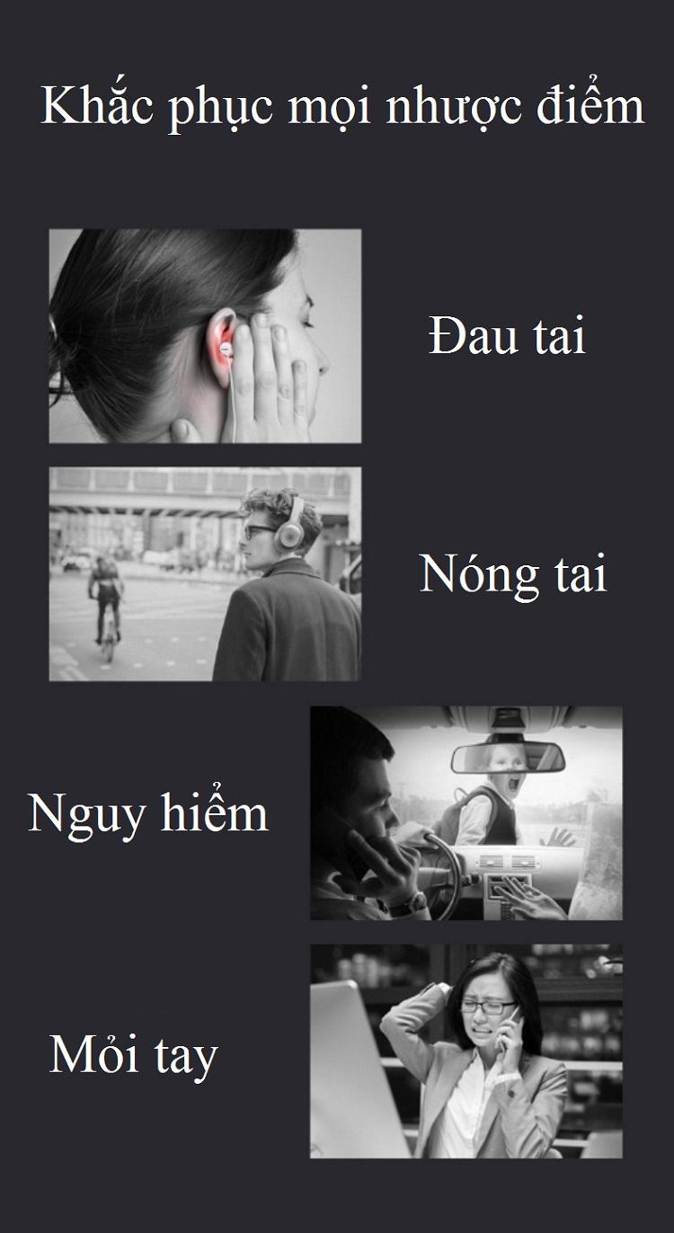 Tai nghe nhét tai thể thao WR1725 - Hàng Nhập Khẩu