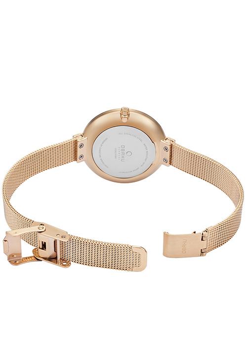 Đồng hồ đeo tay hiệu Obaku V225LXVIMV