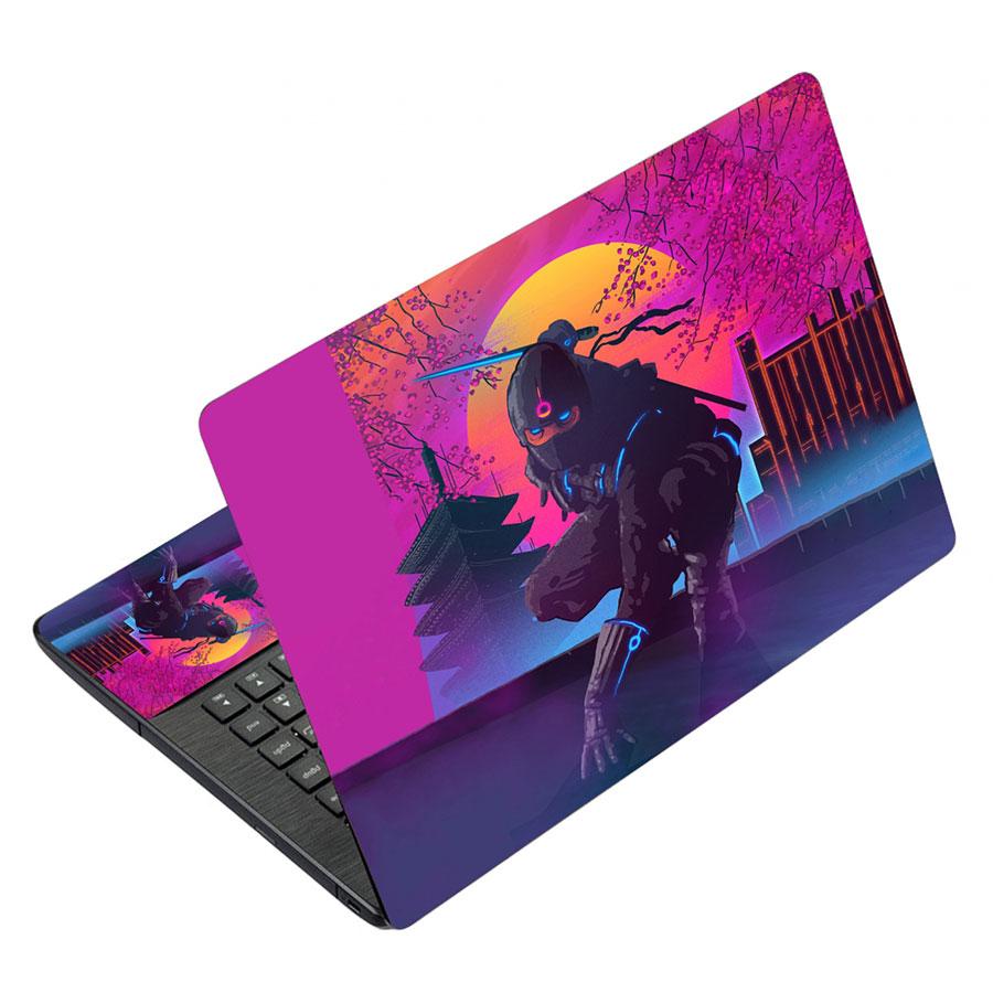 Miếng Dán Decal Dành Cho Laptop Mẫu Hoạt Hình LTHH-227