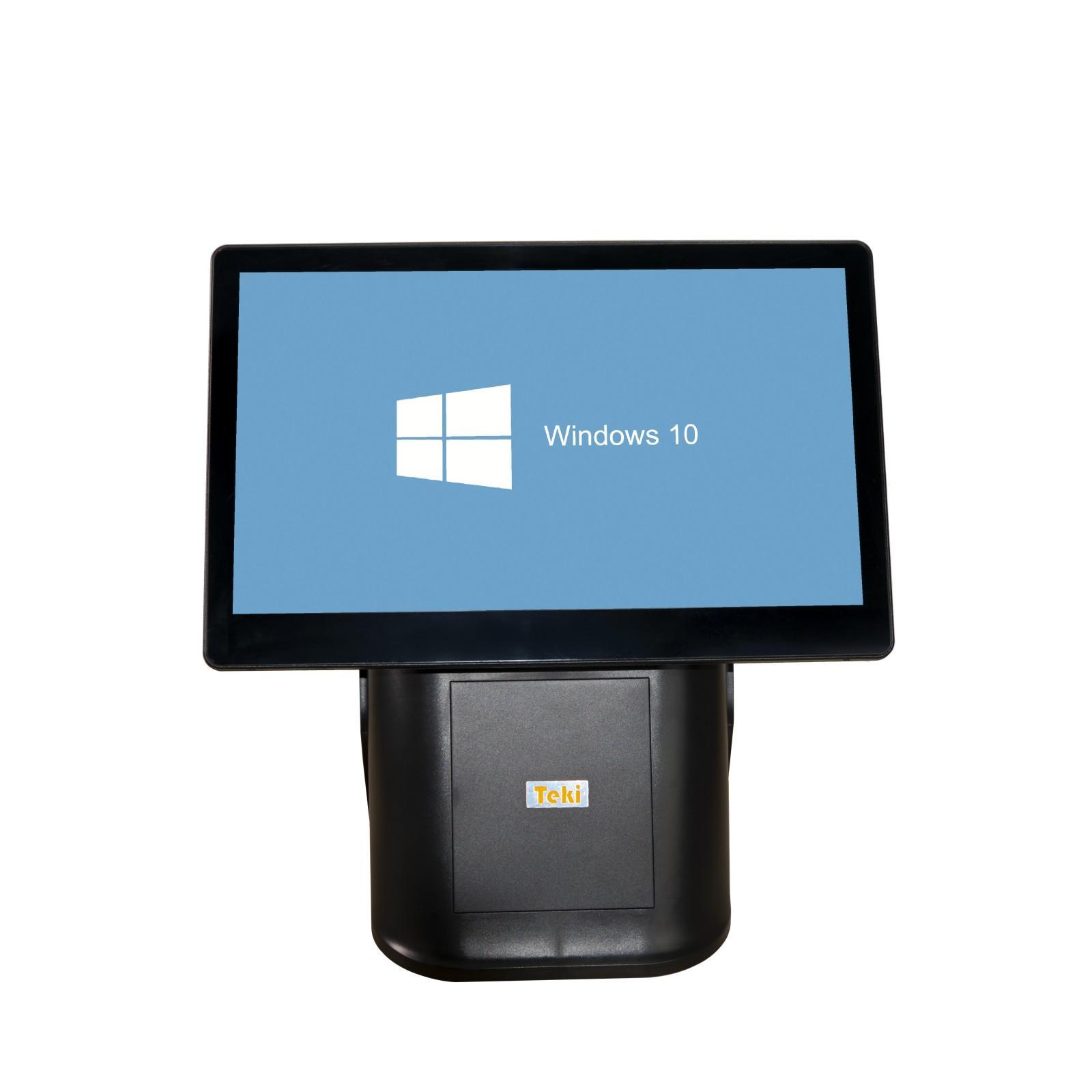 Máy tính tiền POS Teki P35 (2 màn hình) - Hàng chính hãng