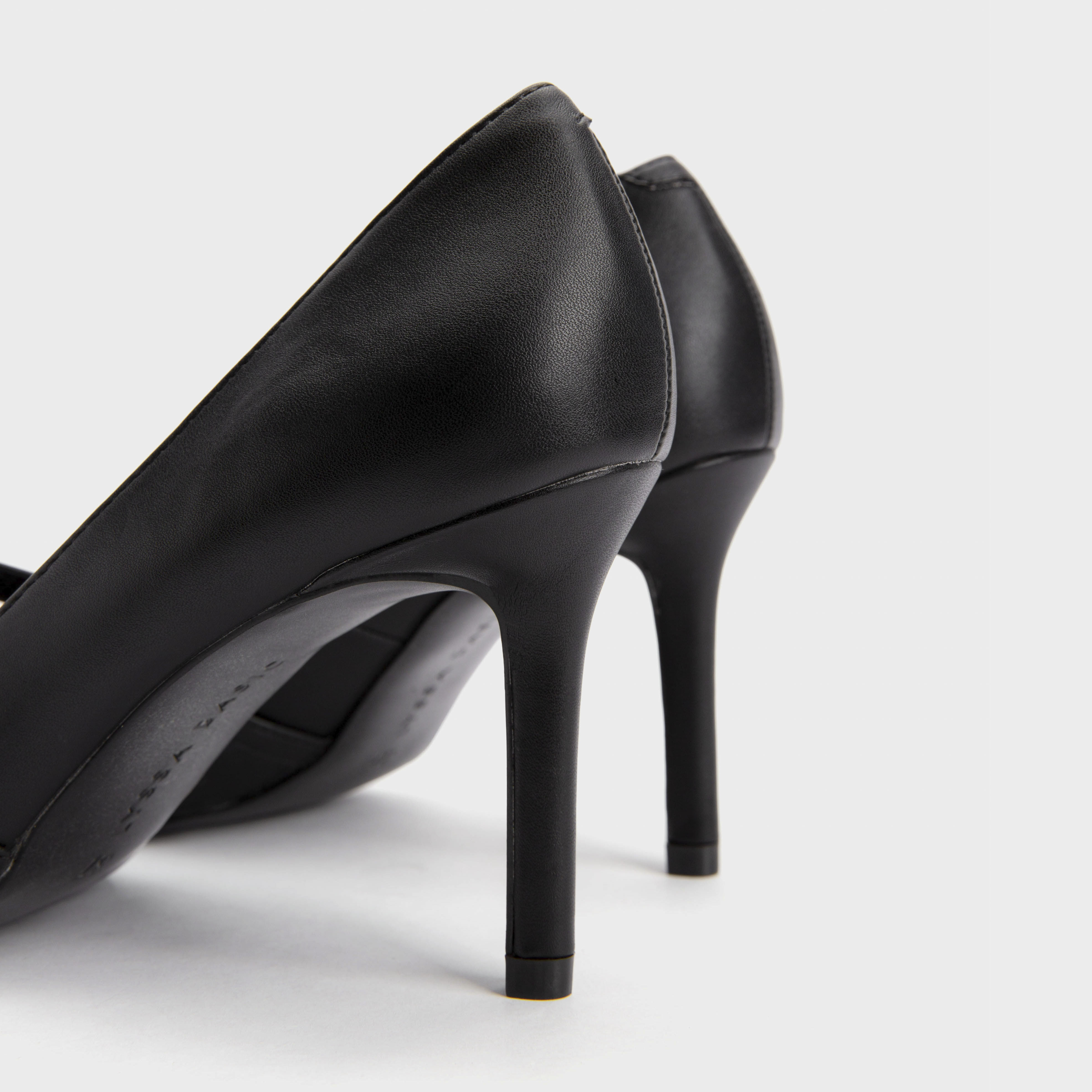 Giày Cao Gót Nữ Quai Nơ Mũi Nhọn 9Phân - CG9942