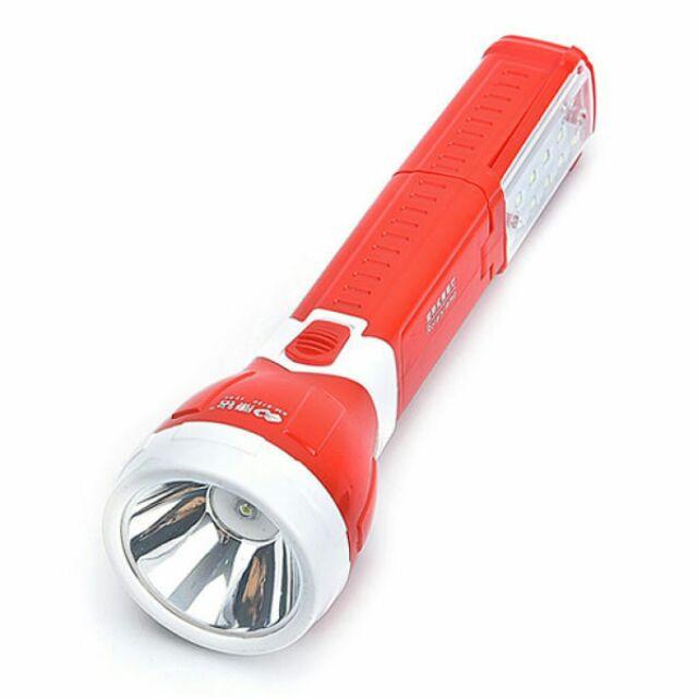 Đèn Pin Đa Năng Cao Cấp 2 trong 1 Chiếu Sáng Diện Rộng - Hàng Nhập Khẩu