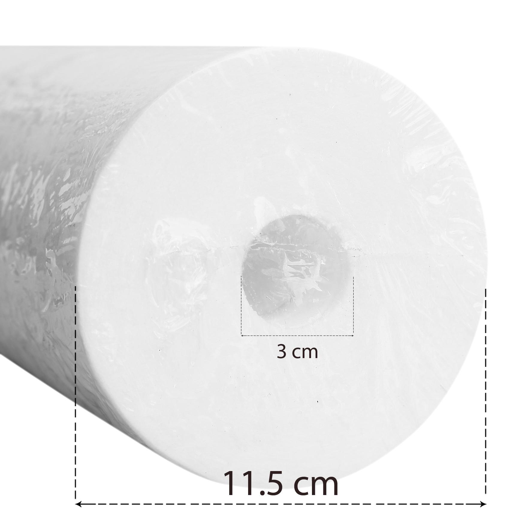 Lõi lọc thô PP BigBlue 5mic – 20 inch Béo