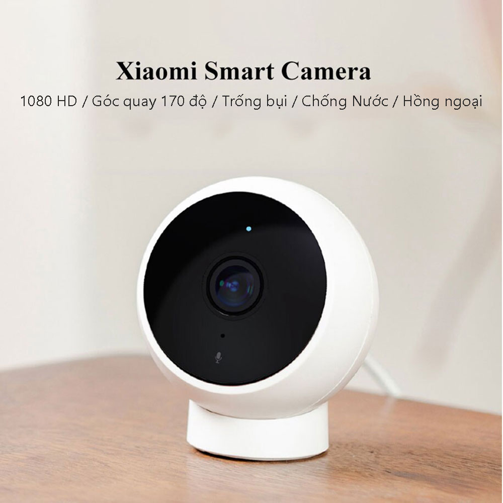 Camera Thông Minh Ngoài Trời Xiaomi Mijia 1080 Phiên Bản Tiêu Chuẩn 2020 -- Hàng Nhập Khẩu