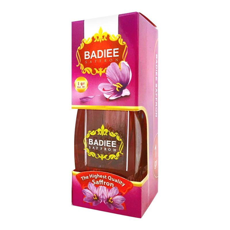 Saffron Badiee Gazelle - Tặng Bình Nước