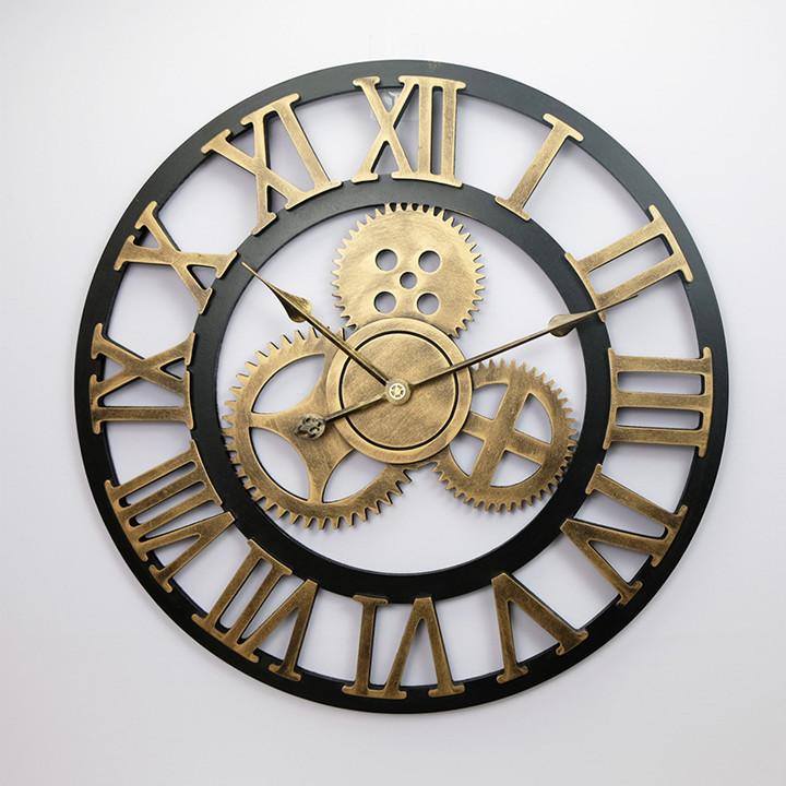 Đồng hồ trang trí treo tường cực chất