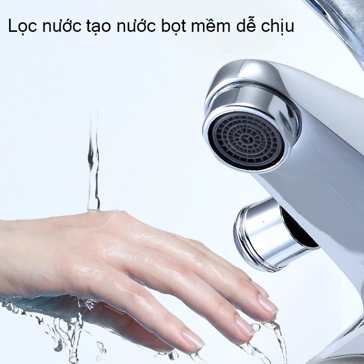 Củ sen nóng lạnh - Củ sen tắm nóng lạnh - Vòi nước gật gù