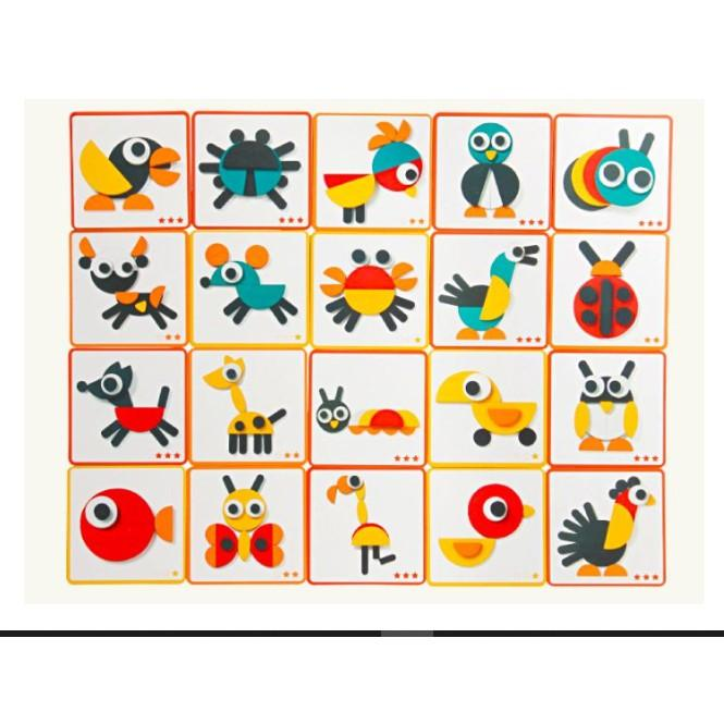Trò chơi phát triển trí tuệ Fun Board cho bé
