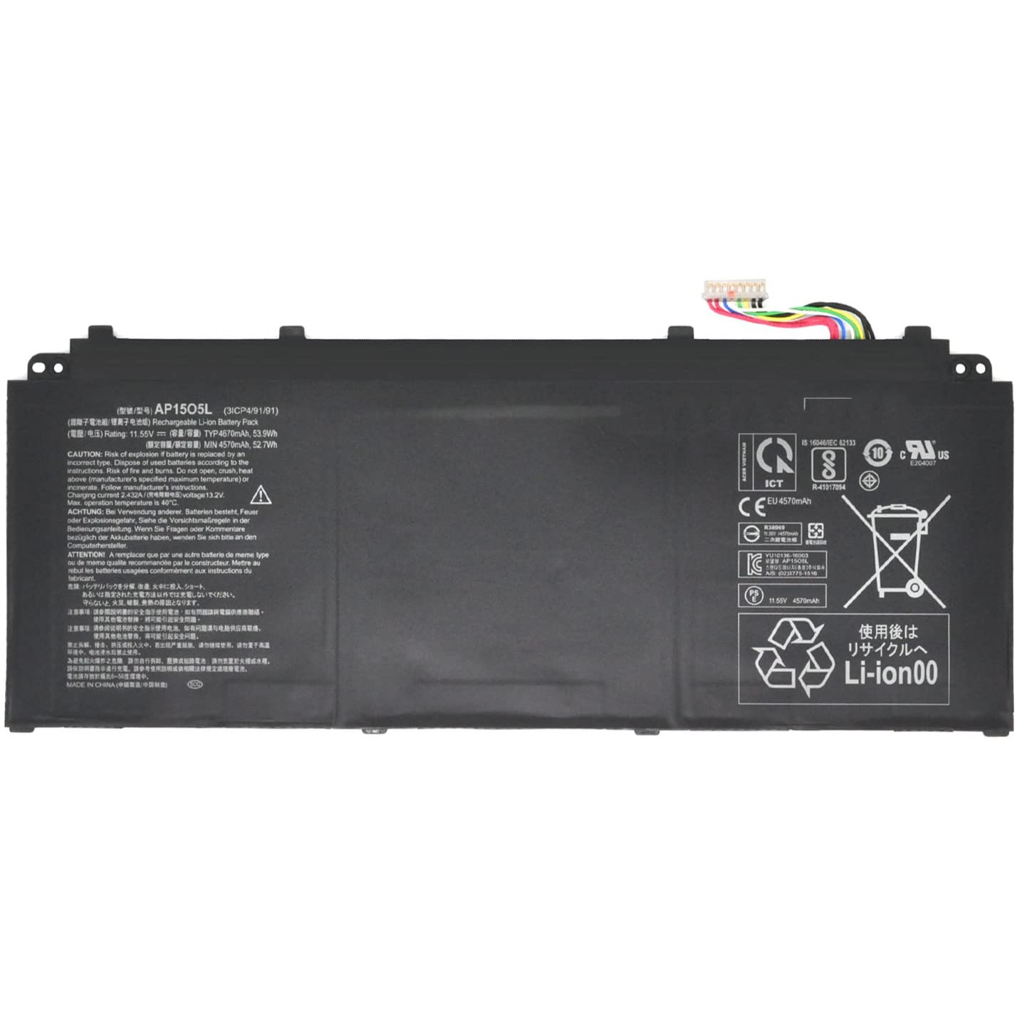Pin dành cho Laptop Acer Aspire SF514-51 series