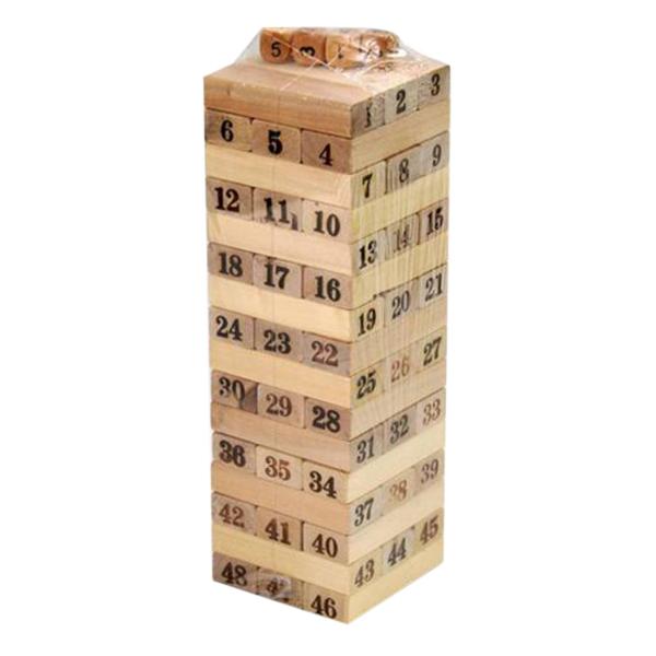 Trò Chơi Rút Gỗ Wood Toys - Thanh To