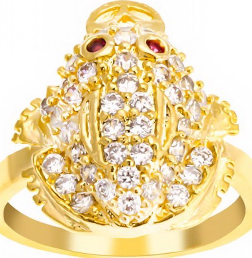 Nhẫn nữ cao cấp con cóc UHA - Vàng  - 7 - 23366618 , 8944808381942 , 62_14176220 , 100000 , Nhan-nu-cao-cap-con-coc-UHA-Vang-7-62_14176220 , tiki.vn , Nhẫn nữ cao cấp con cóc UHA - Vàng  - 7