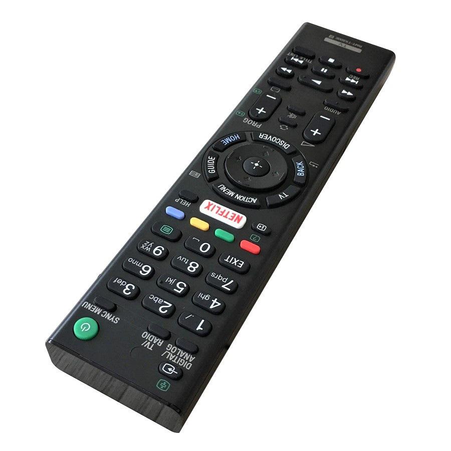 Remote Điều Khiển Dùng Cho Smart TV, Internet TV, TV LED SONY RMT-TX200E (Kèm pin AAA Maxell) - Hàng nhập khẩu
