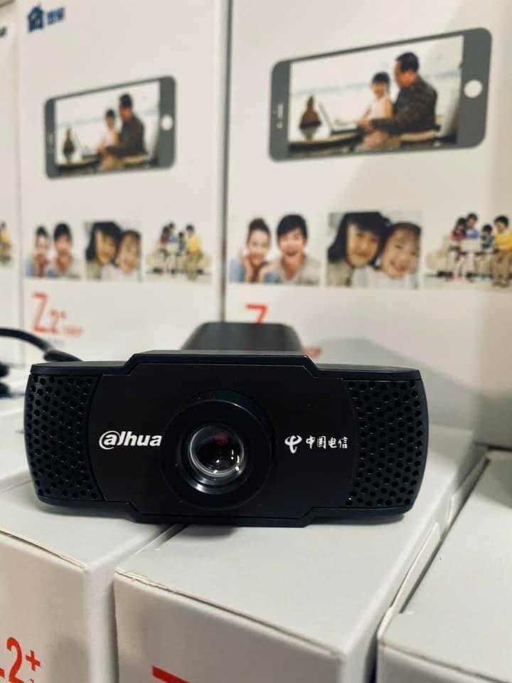 Webcam Học Online Dahua Z2+ 1080P FULL HD Hàng chính hãng