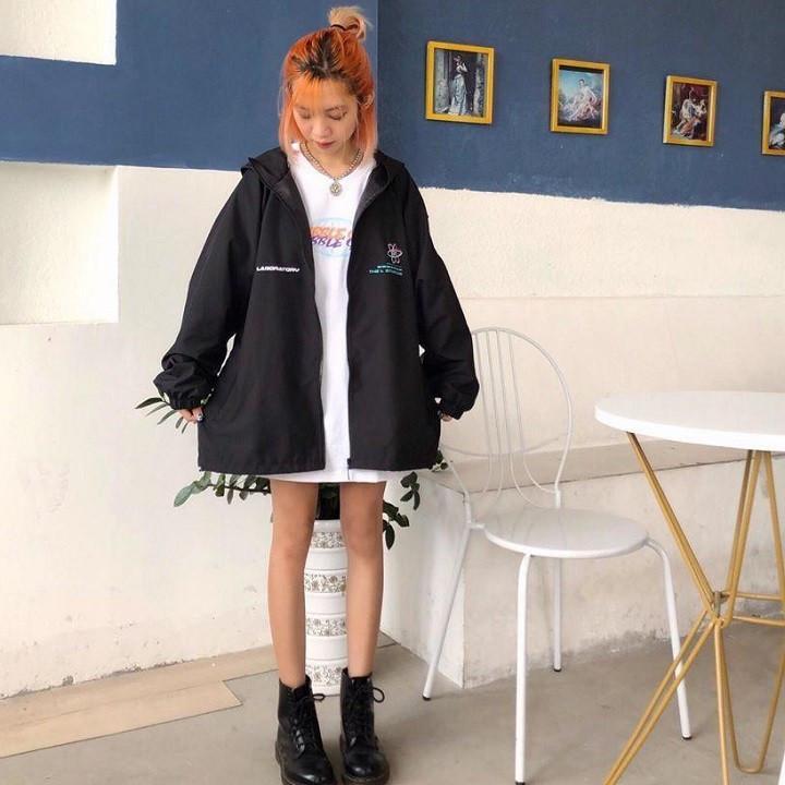 Áo khoác dù tuổi teen đang hot