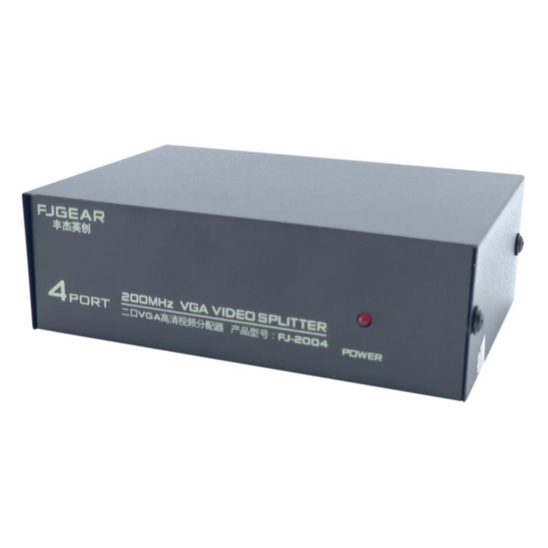 Thiết Bị Hub VGA Ra 4 Cổng - Hàng Nhập Khẩu