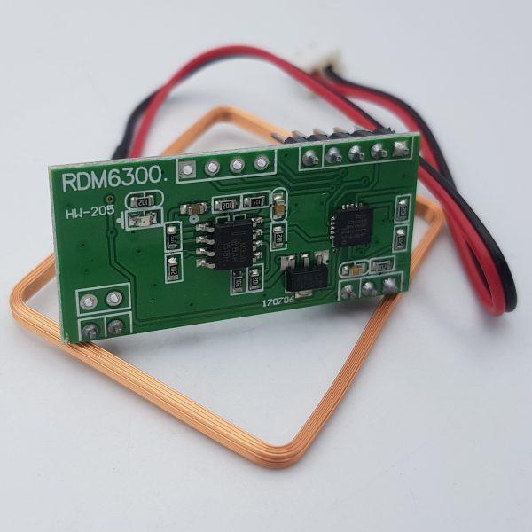 Mạch Thu Phát RFID 125Khz Giao Tiếp UART