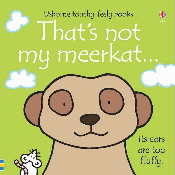 Usborne That's not my meerkat