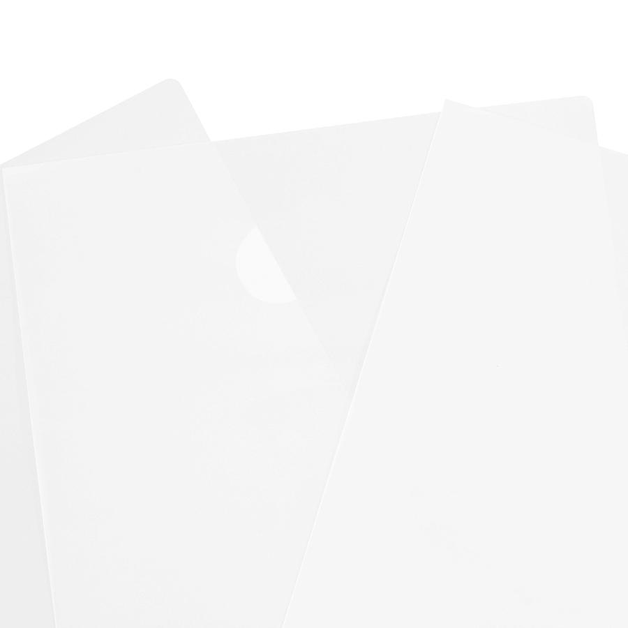 Túi 10 Bìa Lá Flexoffice A4 Fo - Độ Dày 0.15 mm (CH03)