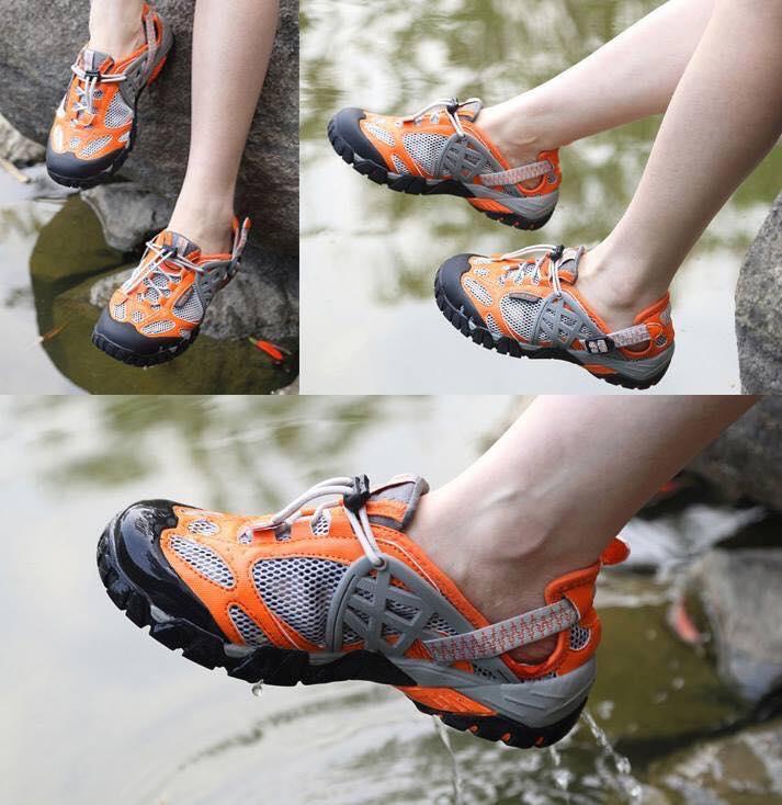 Giày lội nước, giày đi suối, giày thoát nước