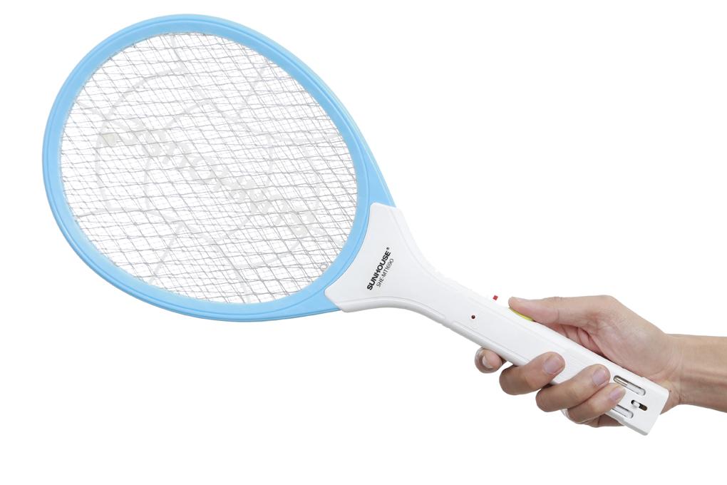 Vợt muỗi Sunhouse SHE-MT1690 - Hàng chính hãng