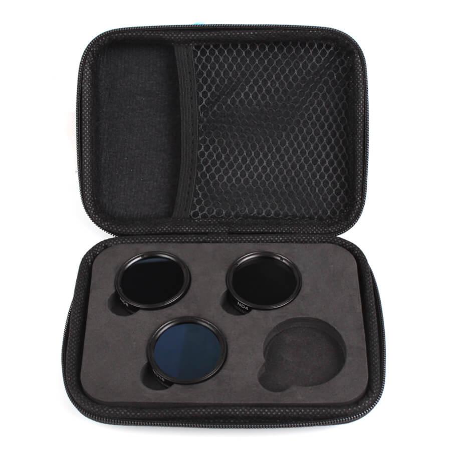 Combo 3 filter ND4 Nd8 ND16 – Phantom 4 pro adv - Hàng chính hãng Sunnylife