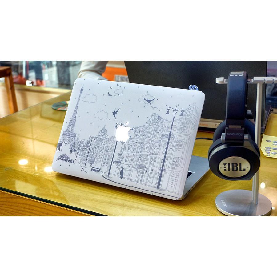 Case ốp Macbook in hình cực HOT đủ size (Tặng kèm nút chống bụi và bộ chống gãy sạc)