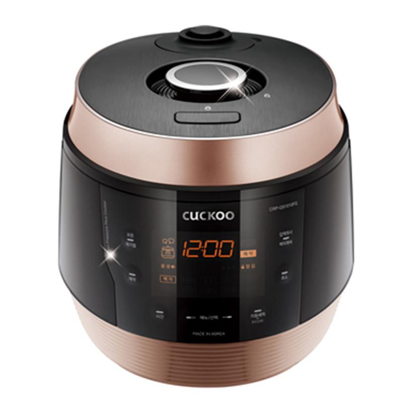 Nồi cơm điện áp suất điện tử Cuckoo CRP-QS1010FG - Hàng Chính Hãng