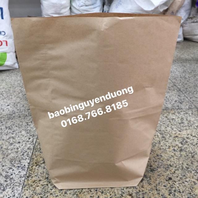 100c Túi giấy xi măng từ 0,5-3kg