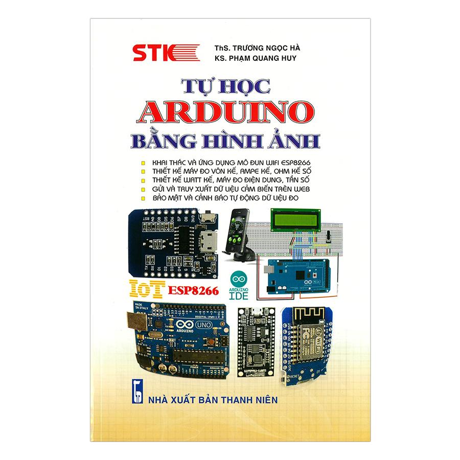 Tự Học Arduino Bằng Hình Ảnh