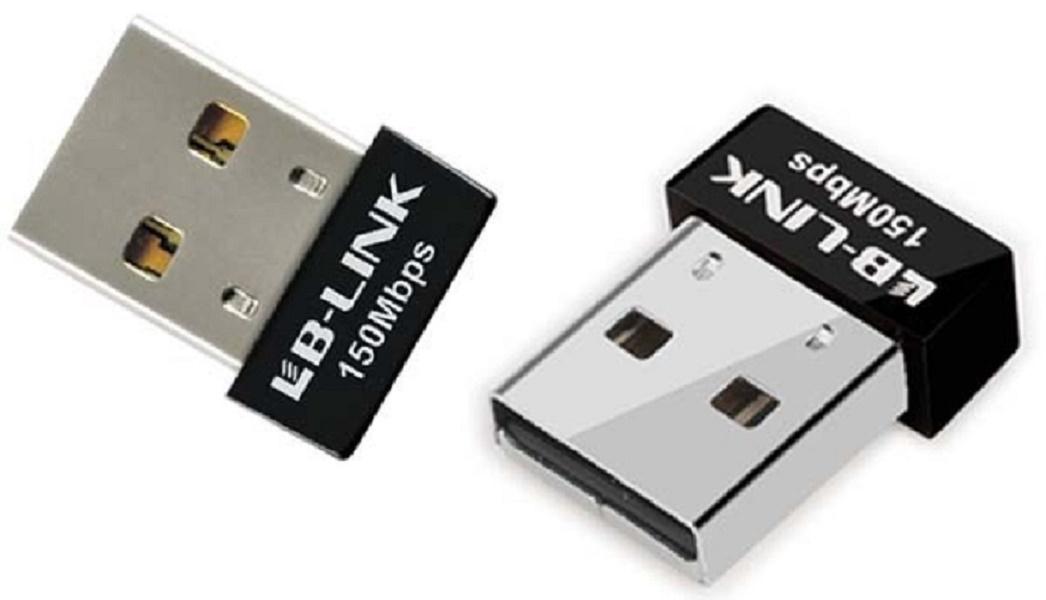 Bộ thu Wifi USB  LB LINK WN151 hàng chính hãng